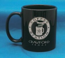 Home of George W. Bush Crawford, Texas Coffee Station Mug Tea Cup Collectible