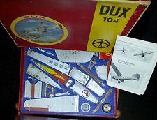 23053 Giocattolo d'epoca - DUX 104 - kit per aereo di latta - Ala Littoria ?