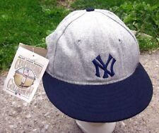 NEW YORK YANKEES baseball hat 1911 throwback logo Cooperstown cap NWT Brooklyn