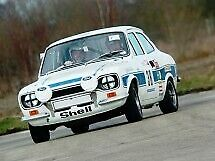 Ford Escort Mk1 Safety Devices 6 Point Bolt in Roll cage with harness bar