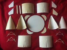 1/48 Apollo Saturn S-IC stage resin model kit part three - aft skirt