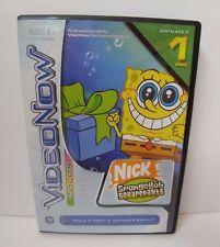 VideoNow Color Nickelodeon SpongeBob Squarepants Fools In April Neptunes Spatula