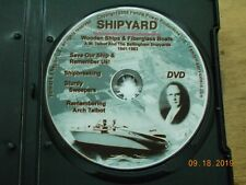 Shipyard Cd Wooden Ships & Fiberglass Boats A. W. Talbot & Bellingham Shipyards