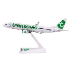 Transavia Boeing 737-800 Premier Portfolio 1:200 Collectable Scale Model