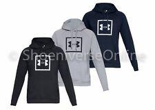 Men's Under Armour UA Rival Fleece Logo Hoodie Pullover 1329745