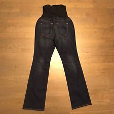 A Pea In The Pod Maternity Denim Jeans Woman's Size A Small