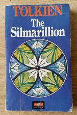 The Silmarillion JRR Tolkien First Ballantine Books Edition Unwin 1979 Paperback