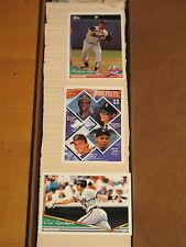 1994 Topps Complete Baseball 792 Card Set