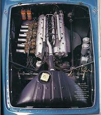 1/43 KIT WHITE METAL Engine MASERATI A6 6 cylinders