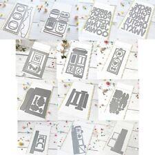 Interactive Card Frames Metal Cutting Dies Paper Crafts DIY Stencil Scrapbooking