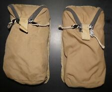 Lot of (2) Mystery Ranch REECE Sustainment Pouches - Coyote A