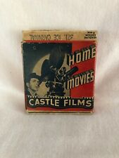 Vintage 8 mm Movie Film Castle Films Ice Carnival