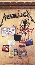 METALLICA 1993 LIVE SH*T RARE ELEKTRA PROMO POSTER ORIGINAL