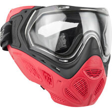New Valken Sly Profit SC Thermal Paintball Goggles Mask - Reverse Red