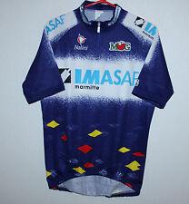Rare vintage Imasaf cycling jersey Nalini Size 4