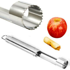 NEW APPLE CORER STAINLESS STEEL CORE REMOVER KITCHEN FRUIT PIP PEAR