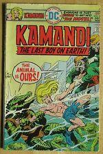 "DC Comics ""KAMANDI"" THE LAST BOY ON EARTH  # 36, Photos Show Good Condition"