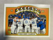 2021 Topps Heritage base cards #1-250 *Free Shipping*
