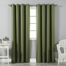 Best Home Fashion Thermal Insulated Blackout Curtains - Antique Bronze Grommet