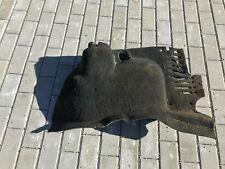 VW GOLF MK2 RIGHT SIDE BOOT TRUNK TURRET CARPET BLACK