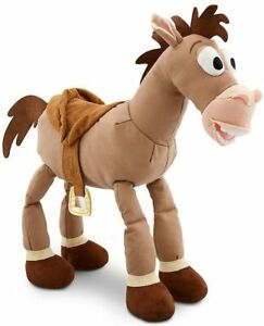 Disney Pixar Toy Story - Bullseye Plush - Medium - 17 Inches