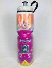 Polar Bottle Jubilee Insulated Water Bottle 24oz - Pink/Gold