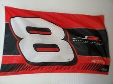 "# 8 Dale Earnhardt Jr., 2003 Nascar Racing Flag / Banner, 27"" x 42""  Free Ship !"