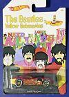 NOC Hot Wheels The Beatles Yellow Submarine 50th Anniversary 5/6 Fast Felon Car