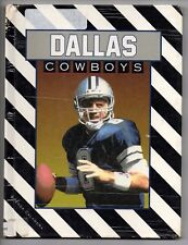 Dallas Cowboys 1991 Hardcover Book Brenda Calamera Troy Aikman