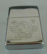 Briquet Zippo Popeye 1994