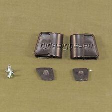 1:10 scala LAND ROVER DEFENDER D90 D110 Neve Cappuccio Wing VENT COVER.