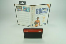 Sega Master System *Rocky* OVP