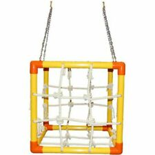 Parrot Pet Bird Stand Hanging Cube Playgym Perch Stand