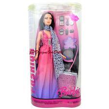2006 Barbie moda fiebre Kayla Maquillaje Chic J4184 Nuevo En Caja