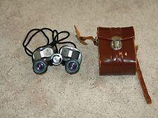 Vintage Bushnell Field 11.0 Broadfield Binoculars & Original Case