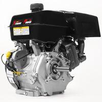 15HP 4-Stroke OHV Horizontal Gas Engine GoKart Log Splitter Recoil Start Engine
