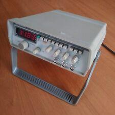 Gw Instek Gfg 8020h 2mhz Function Generator