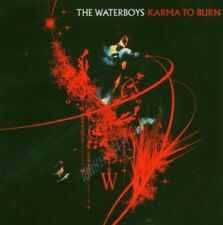 THE WATERBOYS - KARMA TO BURN  CD NEU