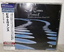 BLU-SPEC CD BILL EVANS - MONTREUX II - JAPAN - KICJ-2328 - NUOVO - NEW