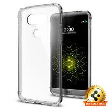 [Spigen Outlet] LG G5 [Crystal Shell] Dark Crystal Shockproof TPU Bumper Case