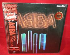 Laserdisc {x} * ABBA * In Concert ~ Japan Disc With OBI