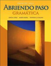 Abriendo Paso: Gramatica Second Edition 2007c : Gramatica (Cloth)