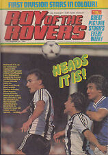 ROY OF THE ROVERS 05-02-1983 David Hunt NOTTS COUNTY (Free Postage)