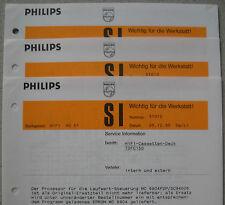 Philips 70 fc150 fc151 fc153 fc565 atelier Infos