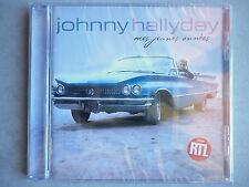 Johnny Hallyday cd album Mes Jeunes Années