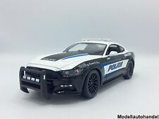 Ford Mustang 5.0 GT police/police 2015 - 1:18 MAISTO-prix recommandé 58,50 €