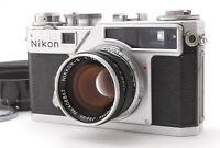 【N MINT+++】Nikon SP Rangefinder Film Camera NIKKOR-S 50mm 5㎝ F/1.4 From JAPAN