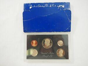1983 US Mint Proof Set Original Box