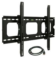 Mount-It! MI-303B TV Wall Mount Bracket for 32 - 65 inch LCD, LED, or Plasma TV,