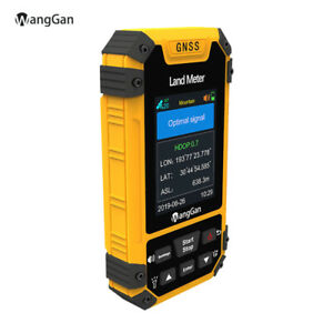 GPS Land Surveying Machine Accuracy Survey Equipment GNSS receiver Area Measurer